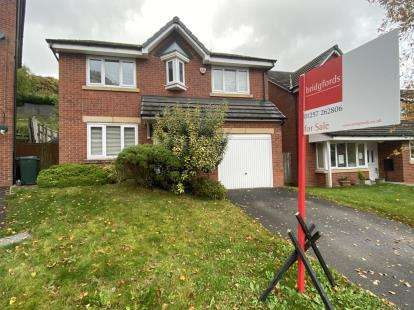 4 Bedrooms Detached House for sale in County Close, Clayton-Le-Woods, Chorley, Lancashire