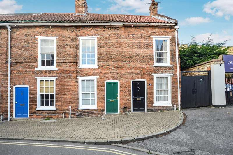 2 Bedrooms Terraced House for sale in Drury Lane, Lincoln