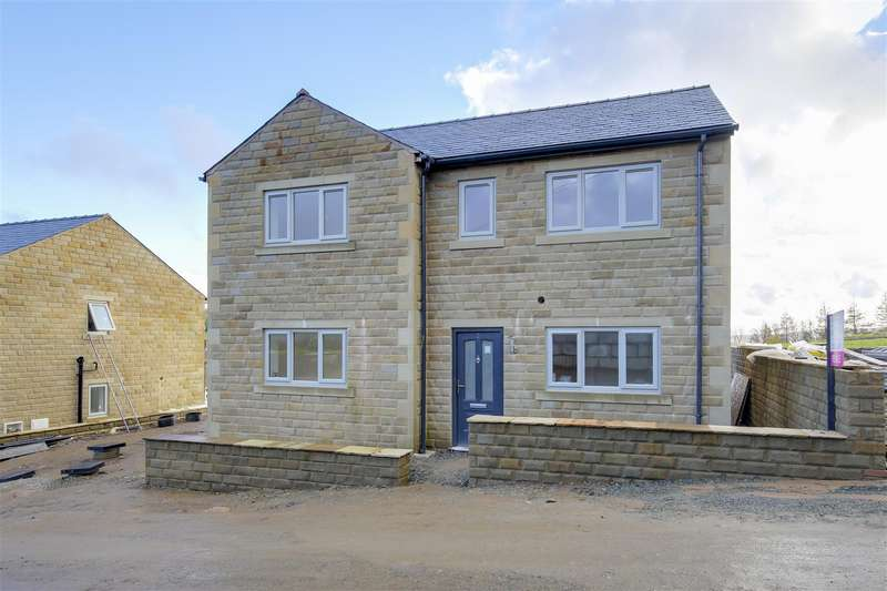 4 Bedrooms Detached House for sale in Burnley Road, Weir, Bacup, Rossendale