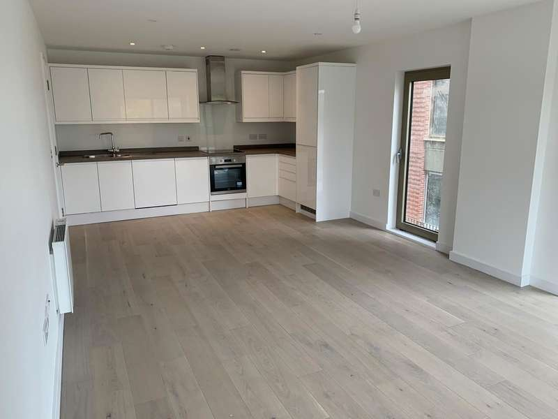 2 Bedrooms Flat for rent in Betsom Place, Ashford