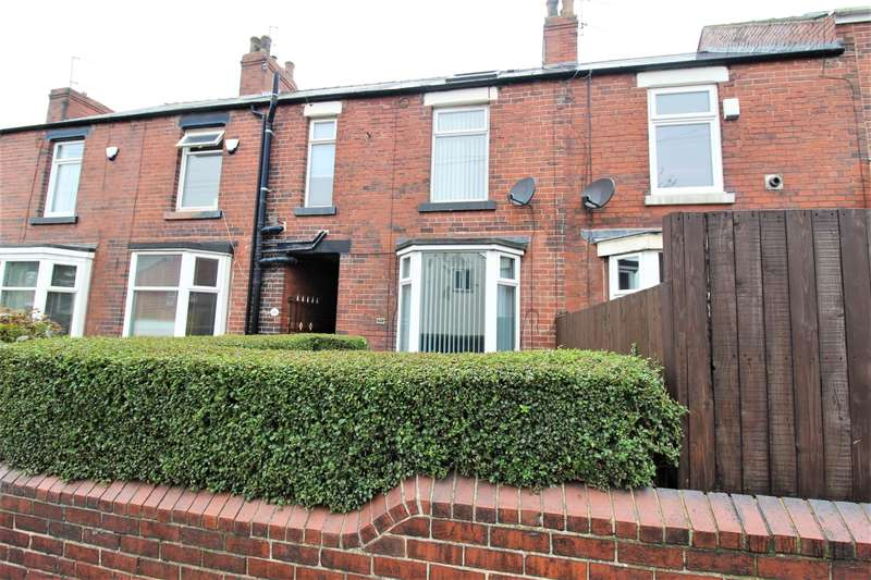 2 Bedrooms Terraced House for sale in Bellhouse Road, S5 0RD