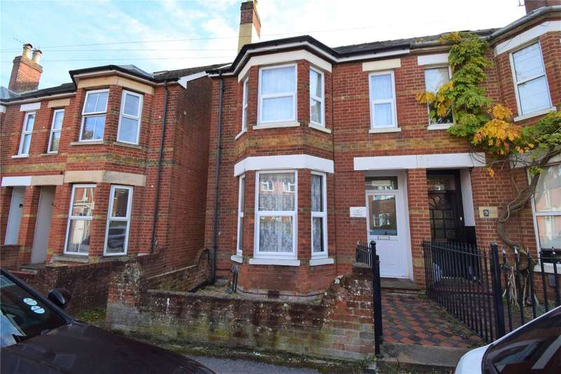 4 Bedrooms Semi Detached House for sale in Essex Road, Basingstoke, Hampshire, RG21