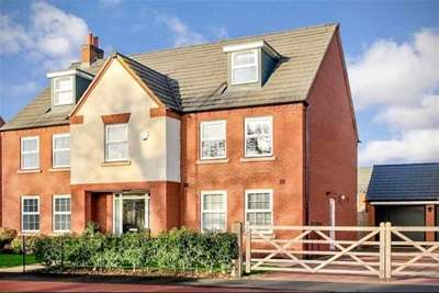5 Bedrooms House for rent in Macbeth Approach, Warwick Gates