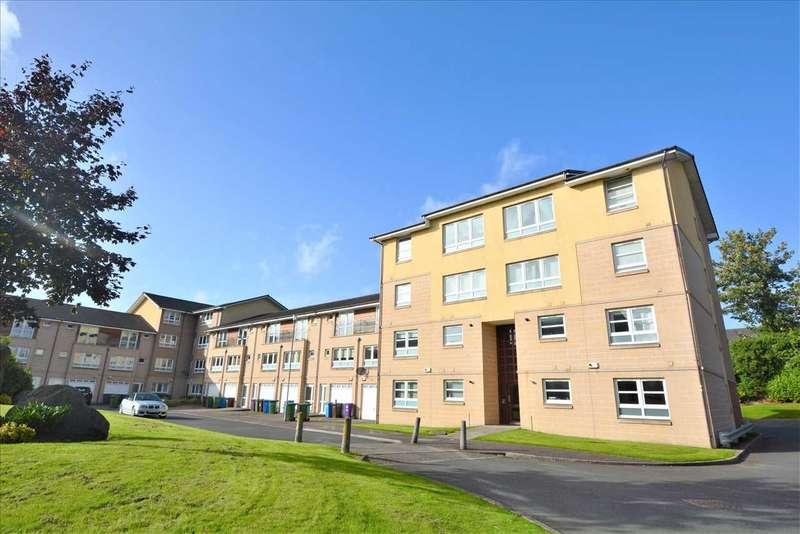 2 Bedrooms Flat for sale in Whitehill Court, Dennistoun, Glasgow G31