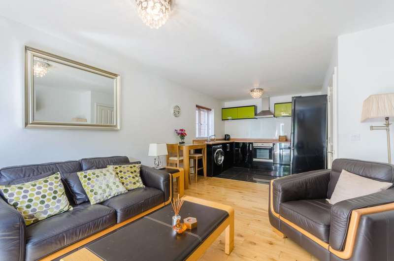 1 Bedroom Flat for rent in Grove Road, Sutton, SM1