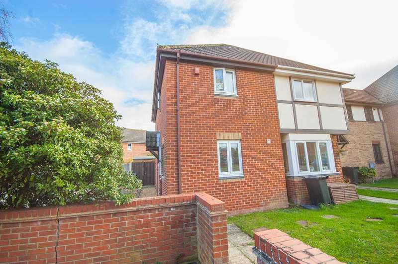 2 Bedrooms End Of Terrace House for sale in Teal Avenue, Mayland, Chelmsford, CM3