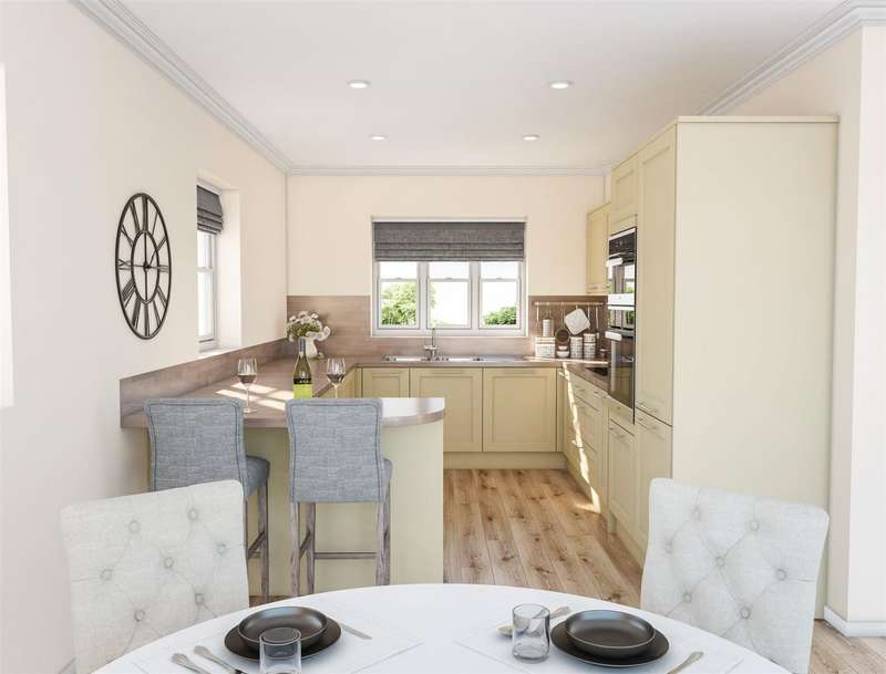 4 Bedrooms Detached House for sale in Coleshall Gate, Iwade, Sittingbourne