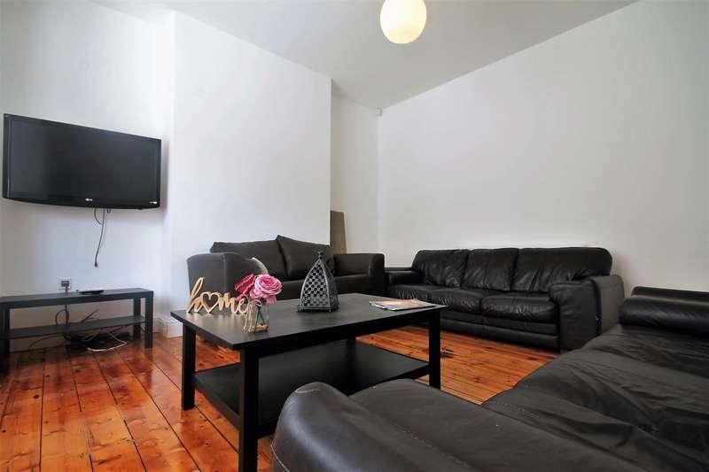 8 Bedrooms Terraced House for rent in Sunbury Avenue, Jesmond