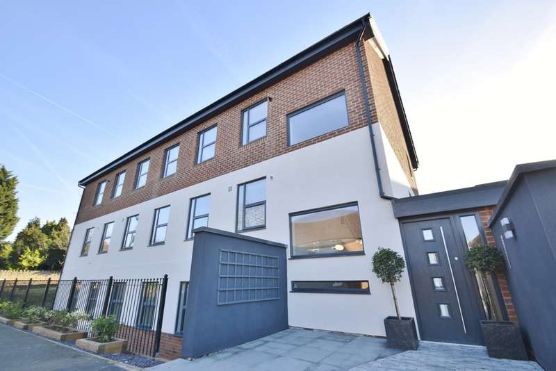 2 Bedrooms Flat for rent in Melton Heights, Melton Road, West Bridgford, NG2 6HF