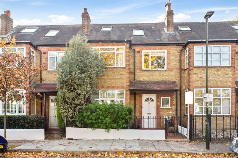 4 Bedrooms Terraced House for sale in Vicarage Road, Teddington, TW11
