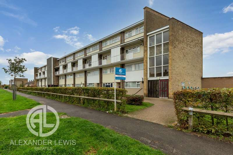 2 Bedrooms Maisonette Flat for sale in Western Way, Letchworth Garden City, SG6 4TF