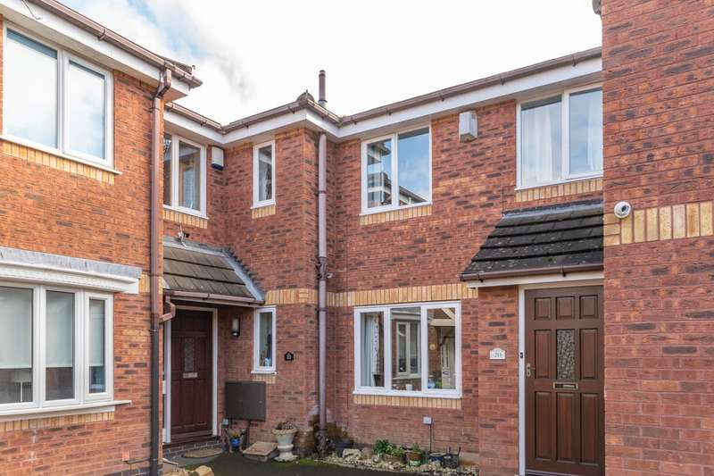 1 Bedroom Apartment Flat for sale in Whitethorn Mews, Lytham St Annes, FY8