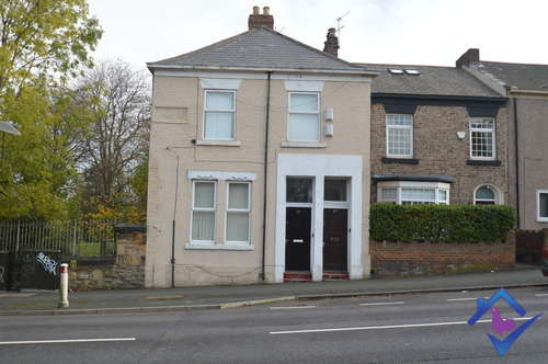 3 Bedrooms Ground Flat for rent in Old Durham Road, , Gateshead, NE8