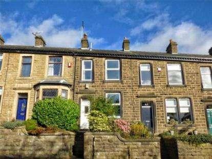 3 Bedrooms Terraced House for sale in Bury Road, Edenfield, Ramsbottom, Bury, BL0