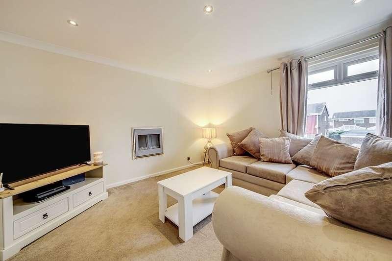 2 Bedrooms Flat for rent in Sunholme Drive, Wallsend, NE28