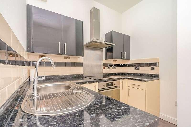 1 Bedroom Flat for rent in Gardiner Street, Gillingham, ME7