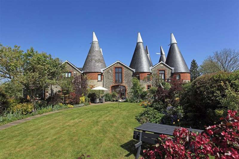 4 Bedrooms House for sale in Crouch, Kent