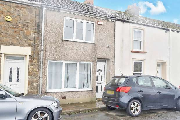 Terraced House for sale in Kimberley Terrace, Tredegar, Gwent, NP22 3LE