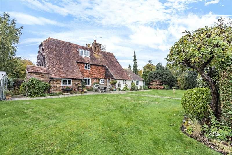 5 Bedrooms Detached House for sale in London Road, Tonbridge