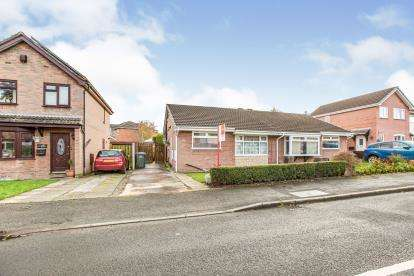 2 Bedrooms Bungalow for sale in Hurstbrook, Coppull, Chorley, Lancashire
