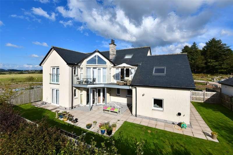 3 Bedrooms Detached House for sale in Uiskentuie, Scaurpoint, Kippford, Dalbeattie, DG5