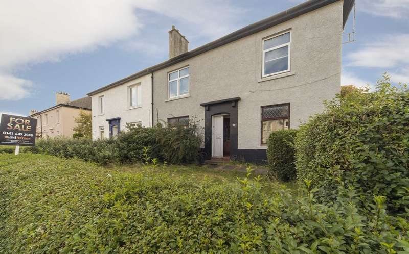 2 Bedrooms Flat for sale in Thornley Avenue, knightswood