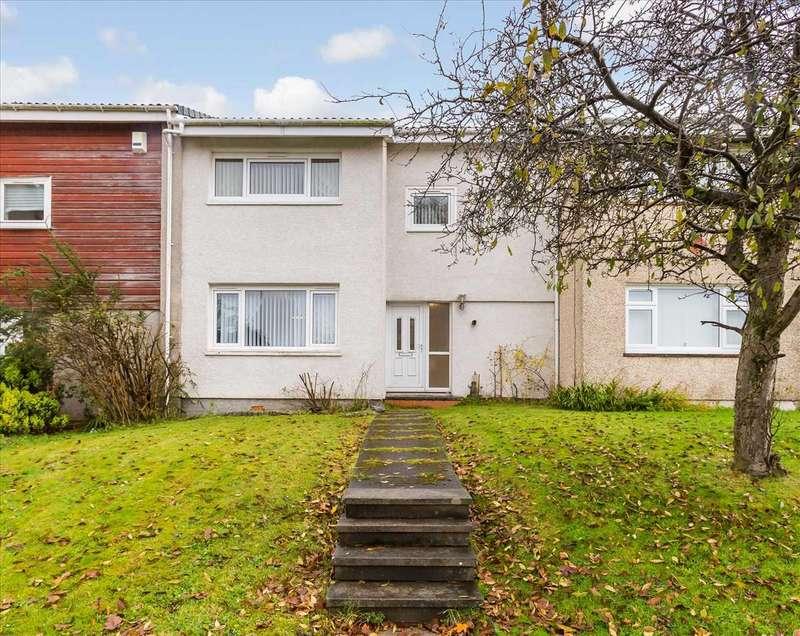4 Bedrooms Terraced House for sale in Kirriemuir, Calderwood, EAST KILBRIDE