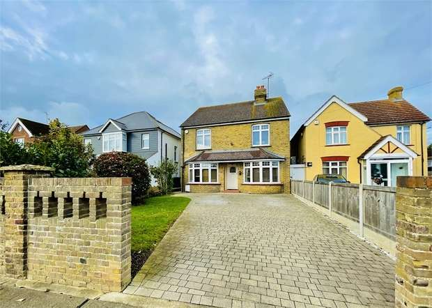 5 Bedrooms Detached House for sale in College Road, SITTINGBOURNE, Kent