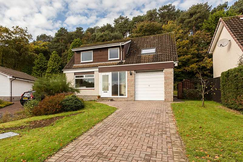 4 Bedrooms Detached House for sale in Mortimer Court, Dalgety Bay, Fife, KY11 9UQ