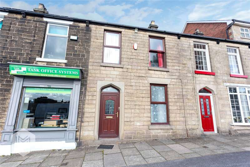 4 Bedrooms Terraced House for sale in Church Street, Horwich, Bolton, BL6