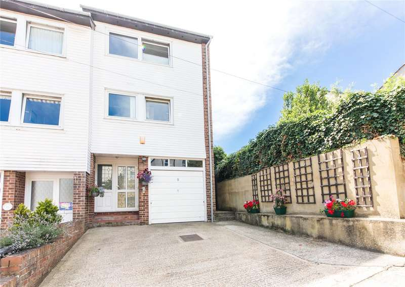 3 Bedrooms End Of Terrace House for sale in Constitution Hill, Gravesend, Kent, DA12