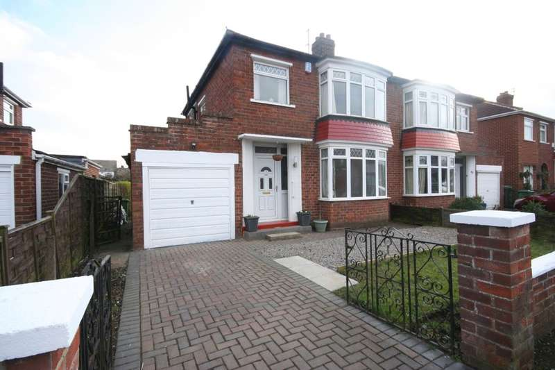 3 Bedrooms Semi Detached House for rent in Orchard Road, Stockton-On-Tees, TS19