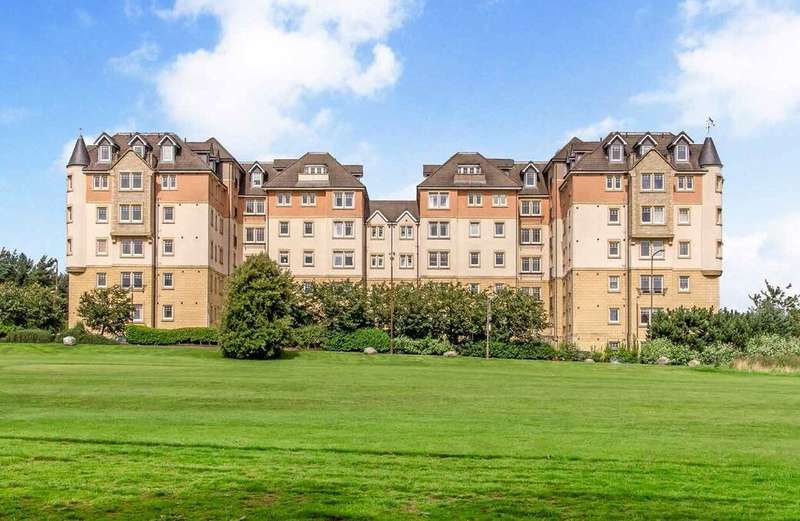 2 Bedrooms Apartment Flat for sale in Eagles View, Livingston, West Lothian, EH54