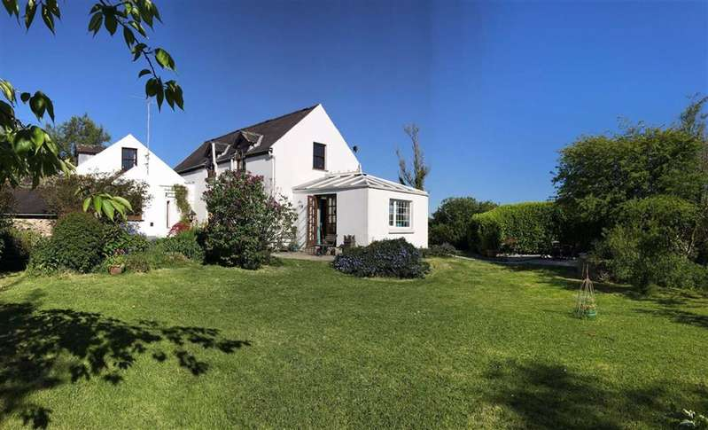 5 Bedrooms Detached House for sale in Gumfreston, Tenby