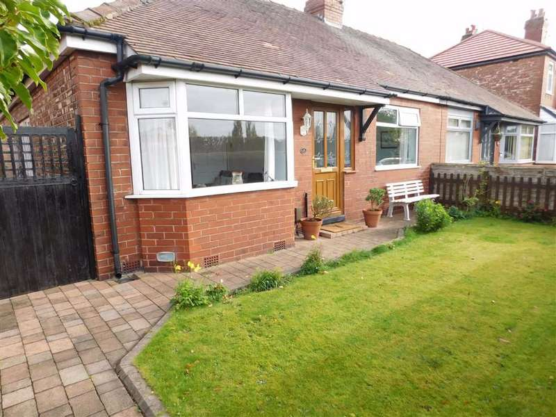 2 Bedrooms Semi Detached Bungalow for sale in Webb Lane, Offerton, Stockport