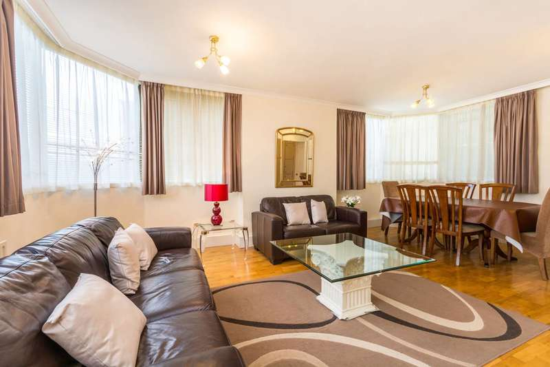 2 Bedrooms Flat for sale in Acacia Road, St John's Wood, NW8