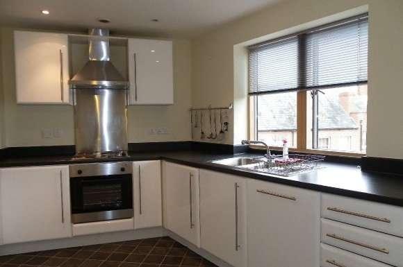 2 Bedrooms Flat for rent in Newport House, Newport Street, Worcester