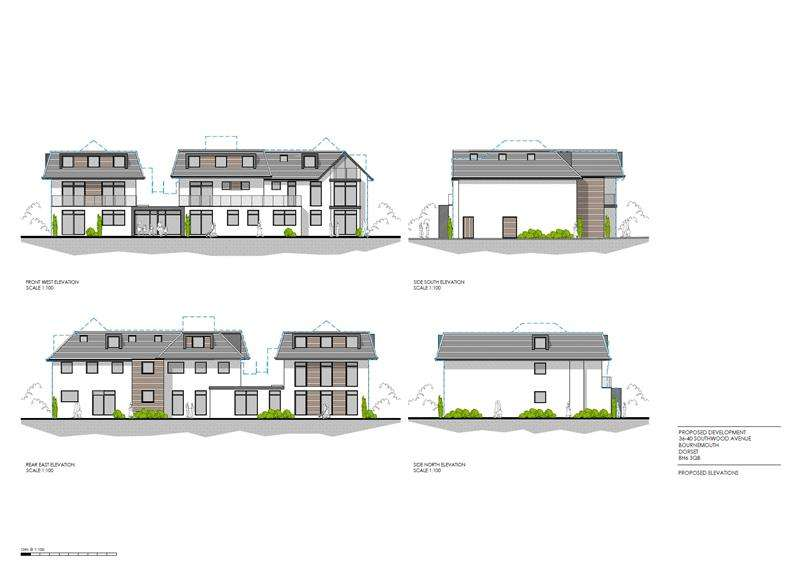 Residential Development Commercial for sale in southwood avenue, southbourne overcliff, bournemouth