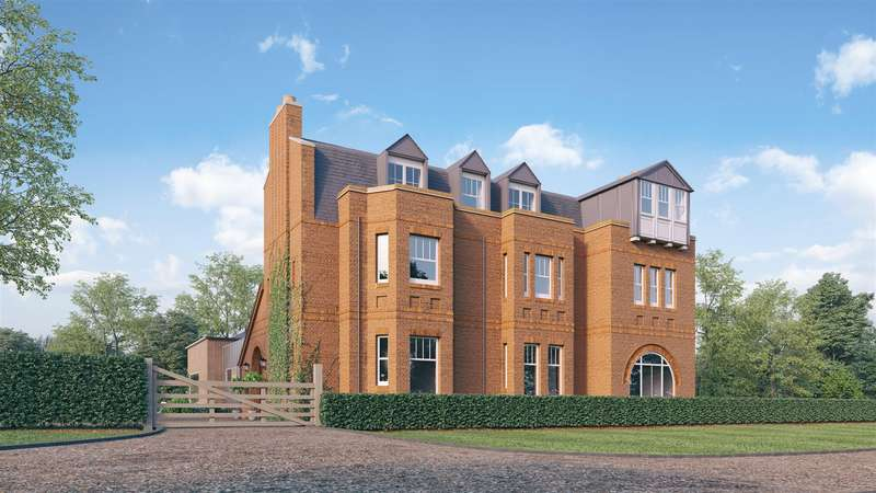 4 Bedrooms Detached House for sale in The Common, Berkhamsted