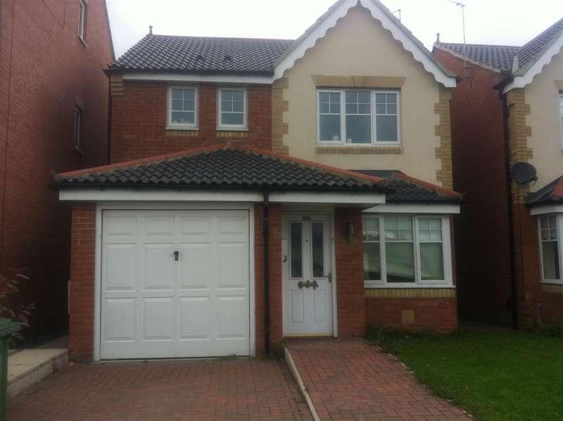 1 Bedroom House Share for rent in Sanderson Villas, St James' Village, Gateshead, NE8 3BZ