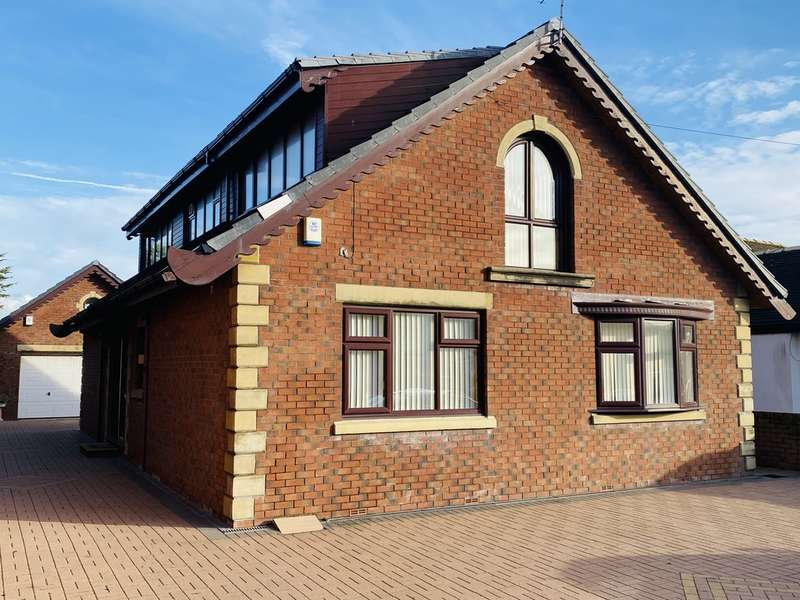 3 Bedrooms Detached Bungalow for sale in Cherry Tree Road, Marton FY4