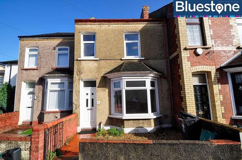 4 Bedrooms Terraced House for rent in Duckpool Road, St Julians, NEWPORT