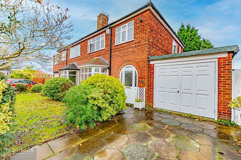Semi Detached House for rent in Beech Drive, Leigh, Greater Manchester. WN7 3LJ