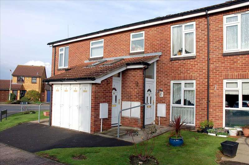 1 Bedroom Retirement Property for sale in Constable View, Chelmsford