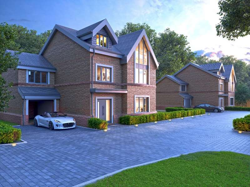 5 Bedrooms Detached House for sale in Thornley Rise, Manchester Road, Greenfield, Saddleworth, OL3 7HJ