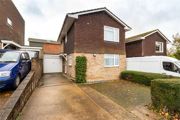 3 Bedrooms Semi Detached House for sale in Peregrine Drive, SITTINGBOURNE, Kent