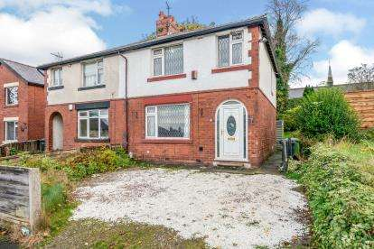 3 Bedrooms Semi Detached House for sale in Pansy Road, Farnworth, Bolton, Greater Manchester, BL4