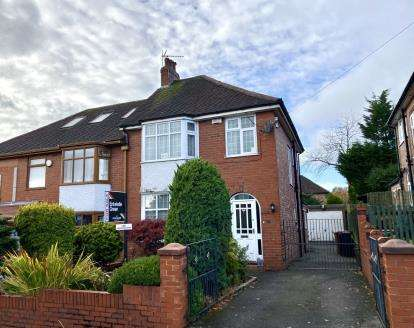 3 Bedrooms Semi Detached House for sale in Fourth Avenue, Heaton, Bolton, Greater Manchester, BL1