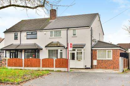 4 Bedrooms Semi Detached House for sale in Redburn Road, Manchester, Greater Manchester