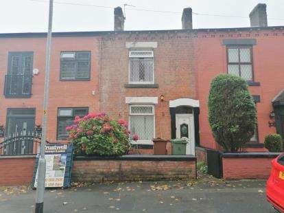 2 Bedrooms Terraced House for sale in Warren Lane, Oldham, Greater Manchester